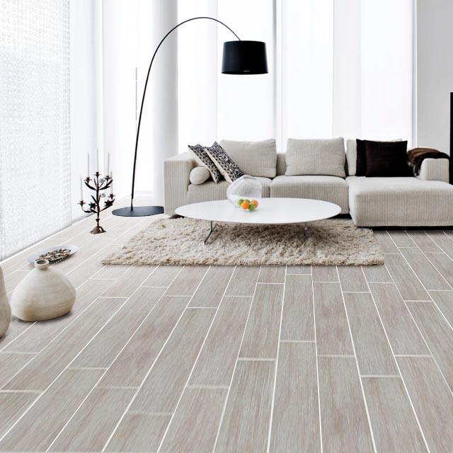 1 31m2 pavimento legnogres rovere chiaro 15x60 cm - Posa a correre piastrelle ...